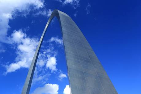 The Gateway Arch Celebrates Its Golden Anniversary
