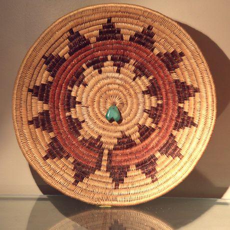 Navajo Ceremonial or Wedding Basket