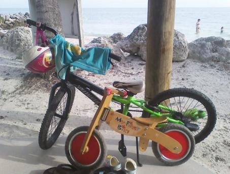 Tiny Beach Bikes