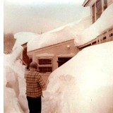 Blizzard of 78 in Alburgh