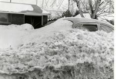 NWS Blizzard of 78 Volkswagen