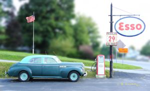 Buick Special Gas Price