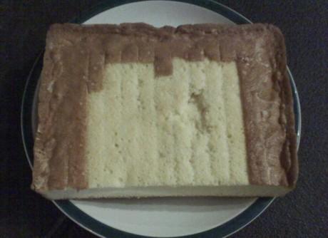 cake strips