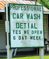 Car Wash and Detialing