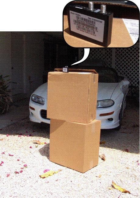 Comcast Shipment