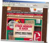 home depot spam