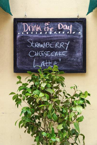 Charleston Drink of the Day