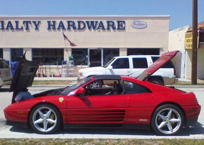 Specialty Hardware, Purveyor of Ferarri Parts. Who knew?