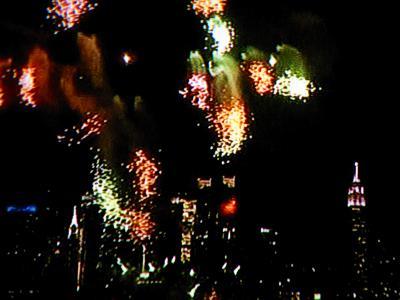 Macy's 2013 Fireworks over New York City