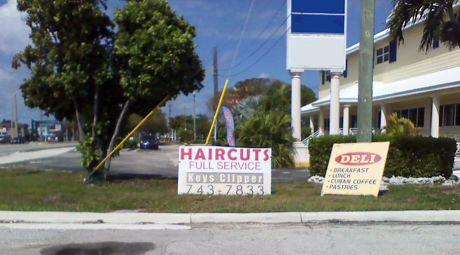 Full Service Haircuts?