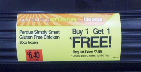 Gluten Free Chicken???