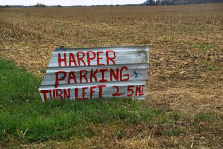 Harper Parking