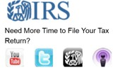 IRS asks, Do you need more time?