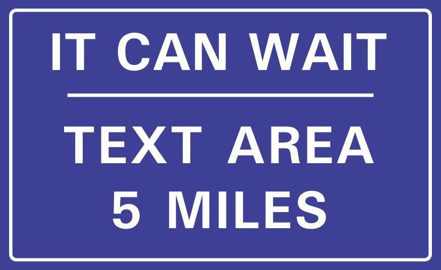 Texting Area