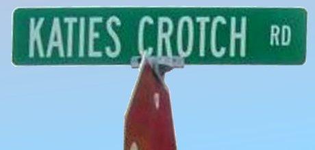 Katies Crotch Rd