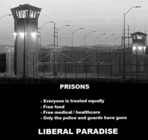 Jail - The Liberal Paradise