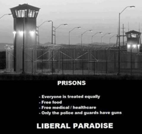 Jail - The Liberal Paradise