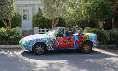 Custom Paint: What a Miata Should Look Like