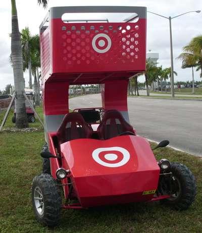 Montoya's New (Open-Wheel) Ride