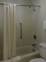 Motel Shower