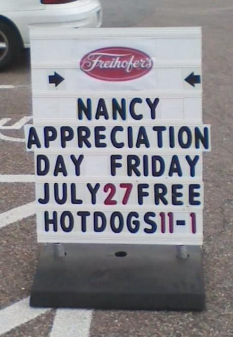 Nancy's Day