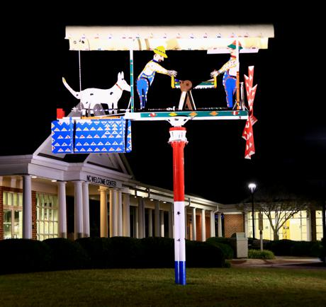 North Carolina Welcome Center