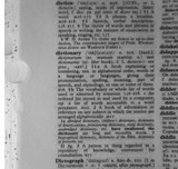 OED page