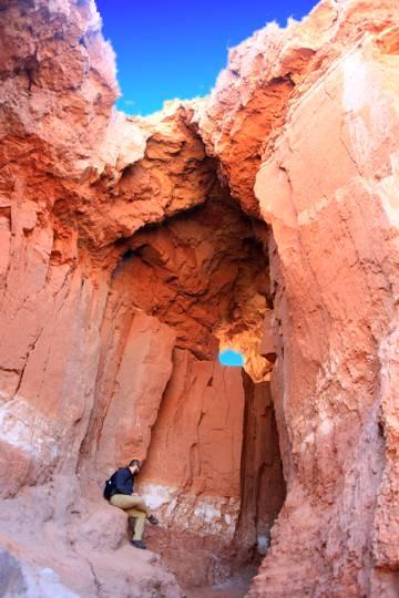 Palo Duro Cave