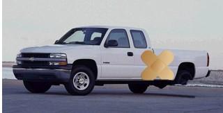 3-Wheeled Chevy Pickup