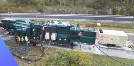 Advanced Recycling Systems Super Unit
