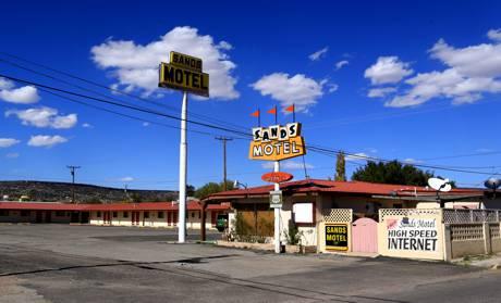 World Famous Sands Motel