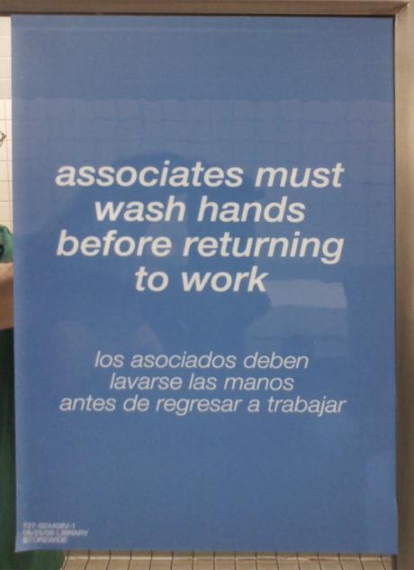 Sears Automotive Sign