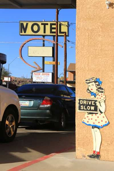 Slow Down for the Notel Motel