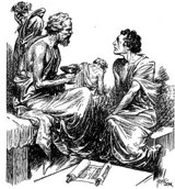 Socrates Teaching