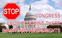 Stop Congress Button