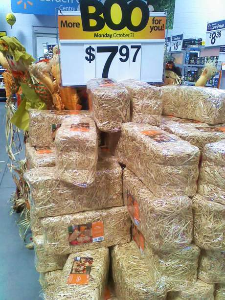 Teeny Tiny Walmart Bales