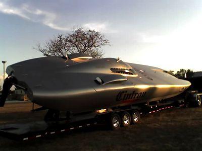 Superboat in Marathon